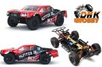 DHK Hunter BL SCT 1/10 Brushless Short Coarse Truck