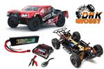 DHK Hunter BL SCT 1/10 Brushless Short Coarse Truck RTR
