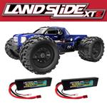 Landslide XTE 1/8 Scale Brushless Monster Truck Combo