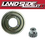 Landslide XTE Steel Spur and 15T Pinion