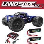 Landslide XTE RTR 1/8 Scale Brushless Monster Truck Combo