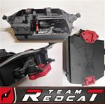 TR-MT10E Chassis Set - Center Assembly