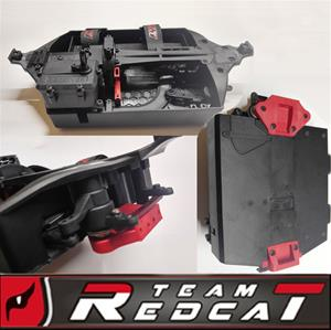 TR-MT10E Chassis Set - Rear