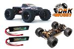DHK Maximus 1/8 4x4 Brushless Monster Truck ARR Bundle