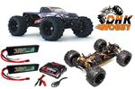 DHK Maximus 1/8 4x4 Brushless Monster Truck RTR Bundle