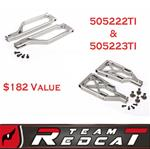 TR-MT8E  Aluminum Arms Upgrade Bundle