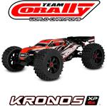 Team Corally Kronos XP 6S 4WD Monster Truck Brushless RTR