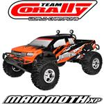 Team Corally Mammoth XP 1/10 2WD Desert Truck Brushless RTR