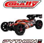 Team Corally Python XP 6S 4WD Buggy Brushless RTR