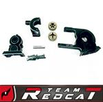 Team Redcat MT8E/BE6S V-Gen Motor Mount and Lightweight Gear Kit