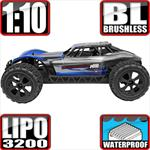Blackout XBE Pro 4x4 Brushless Buggy Blue