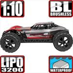 Blackout XBE Pro 4x4 Brushless Buggy Red