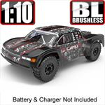 Camo TT 1/10 Brushless Throphy Truck ARR