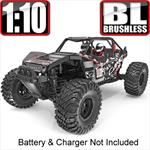 Camo X4 1/10 Brushless Rock Racer ARR