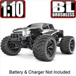 Dukono Pro 1/10 Brushless 4x4 Monster Truck