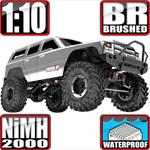 Everest Gen7 4x4 1/10 Crawler - Silver