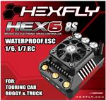 Hexfly HEX6 8S Version 160 amp 1/8 Waterproof ESC