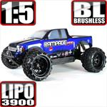 Rampage XT-E Monster Truck 1/5 Scale Brushless Electric
