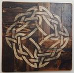 Celtic Knot 2'x2'