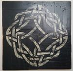 Celtic Knot 3'x3'