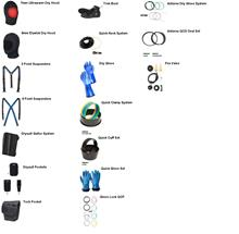 Bare Drysuit Accesaries