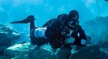 Sidemount Diver - Technical