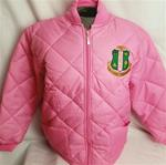 Quilted Puff Jacket in Pink LIMITED EDITION