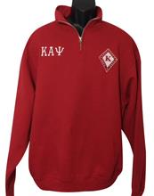 Quarter Zip Pullover-Founders Day Special