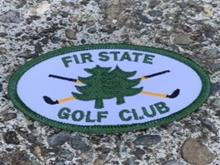 Fir State Logo Patch
