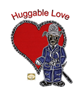 Paper Doll Valentine ~ Huggable Love ~ Peppy the Little Sheppy