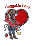Paper Doll Valentine ~ Huggable Love ~ Toni the Little Pony