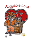 Paper Doll Valentine ~ Huggable Love ~ Tuppy the Little Puppy