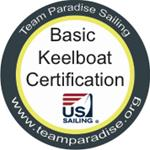 Basic Keelboat Certification