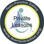 Private sailing lessons