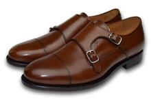 Armin Oehler Charleston Shoe- Cognac Brown
