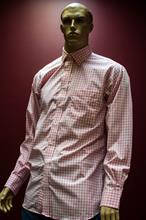 Light Pink Gingham Individualized Shirt