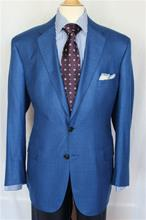 A Smith Clothiers Blue Bamboo Sport Coat
