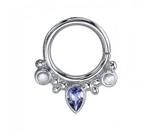 Eden Pear Ring