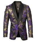 Empire-Purple/gold