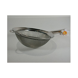 "8"" Stainless Steel Strainer"