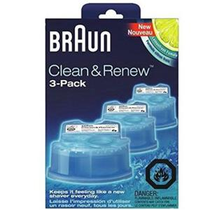 Braun CCR3 Clean & Renew 3-Pack