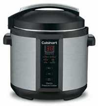 Cuisinart 6-QT Electric Pressure Cooker