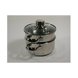 Stainless Steel Mini Steamer/Cooker
