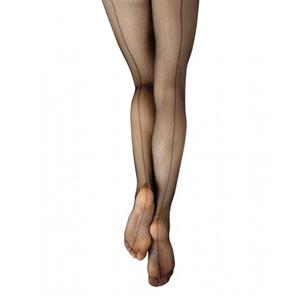 Capezio #3408 Fishnet with Seams