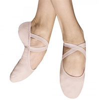 Bloch #S0284 Performa Canvas Ballet Shoe