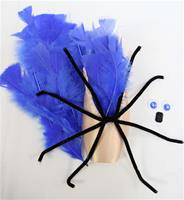 Single Decorative Pointe Shoe Kit (Spider)