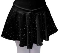 "Bloch #CR5161 ""Georgette"" Skirt with Sequin"