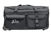 Dream Duffel #DDL Large Black Dream Duffel