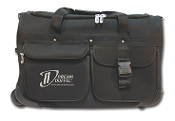 Dream Duffel #DDM Medium Black Dream Duffel