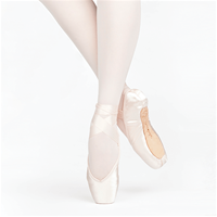 Russian Pointe Encore U-Cut Pointe Shoes With Drawstring